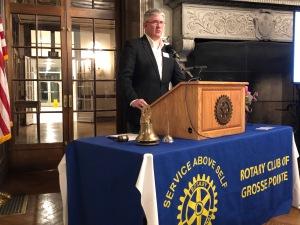 Rotary speaking